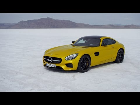 Mercedes Benz AMG GT Coupe Купе класса A - рекламное видео 1