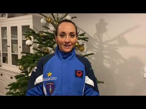 Giro d'Onore 2020 - Il saluto di Eva Lechner
