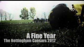 The Nottingham Caesars Year Book 2012