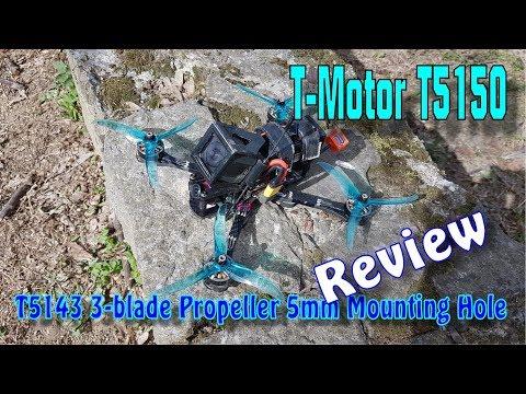 T-Motor T5143 3 blade propellers