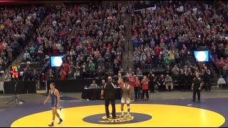 Mark Hall's Record 6th MN State Championship