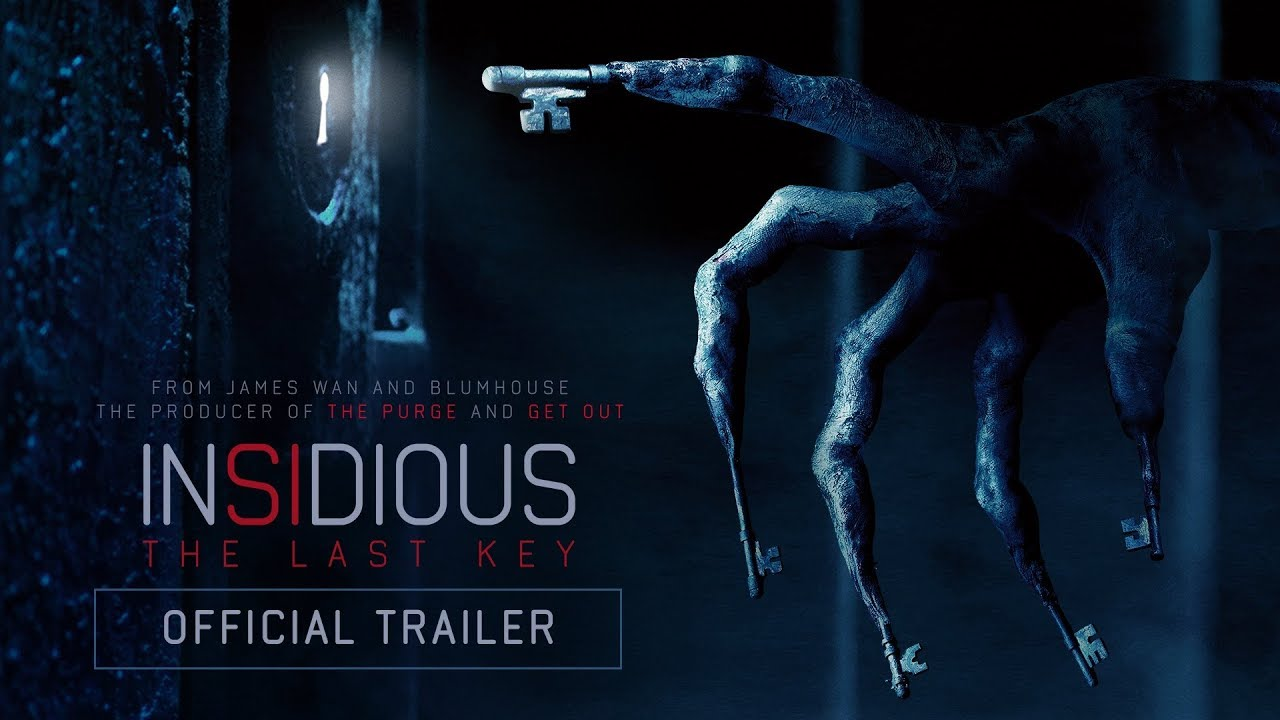 Trailer för Insidious: The Last Key