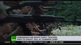 Shoot to kill: Guns & military training in Ukraine