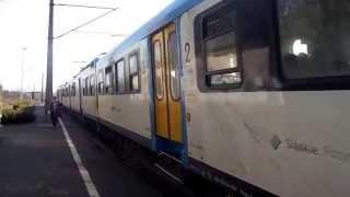 preview picture of video 'Odjezd pociągu osobowego 49742 z stacji Goczalkowice-zdrój'