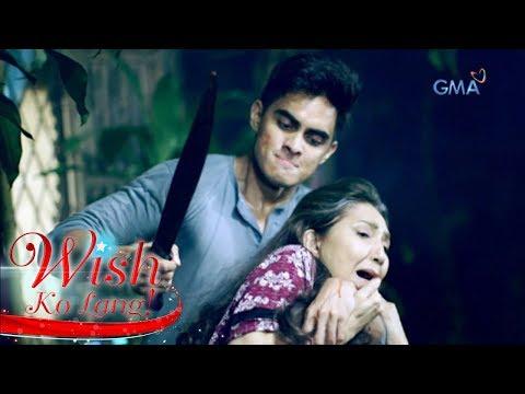 [GMA]  Wish Ko Lang: Mabait na anak na nagiging marahas sa gabi