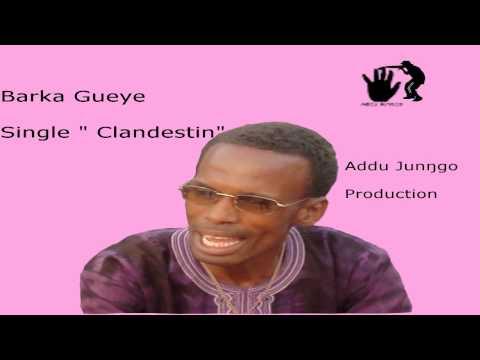 Clandestin Barka Guéye