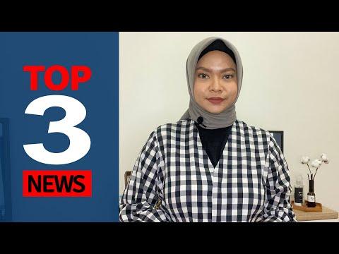 [TOP3NEWS] Jokowi Vaksinasi Kedua, Listyo Sigit Dilantik jadi Kapolri, Merapi Erupsi