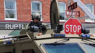 USA: At least one dead in Charlottesville, police announce state of emergency