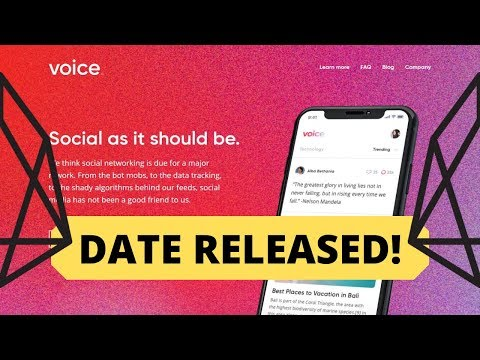Voice Launch Date Released