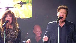 Donny  and Marie  It's a beautiful life   Ohio Rocksino 2017