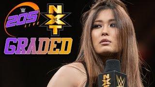 WWE NXT/205 Live: GRADED (10th July) | Io Shirai Addresses Heel Turn