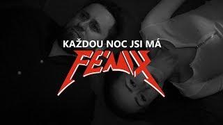 Video Fénix ft Simona Drábková - Každou noc jsi má (oficiální videokli