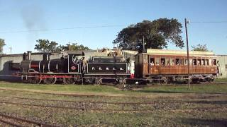 preview picture of video 'Ferroclub Argentino Nielson & Co(Año 1890) N°27 Cnel.F.Lynch 10/04/2011'