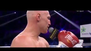 Бой№54 Кшиштоф Влодарчик vs Валерий Брудов