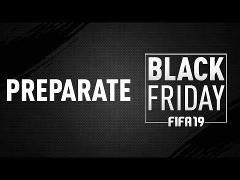 FIFA 19 | PREPARATE PARA BLACK FRIDAY | ALKE78