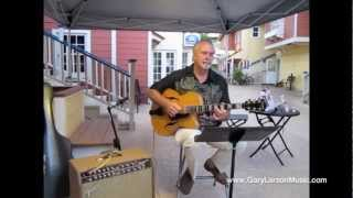 Live Jazz With Gary Larson At 505 Front Street Lahaina Maui Hawaii