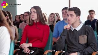 Студенческий актив НМУ им. А.А. Богомольца в гостях у Клиники Спиженко