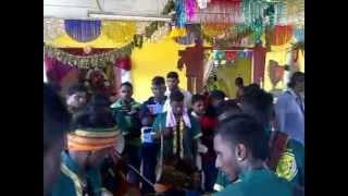 preview picture of video 'Ayngaran Urumee Melam At Kuala Kangsar 2012 (2)'