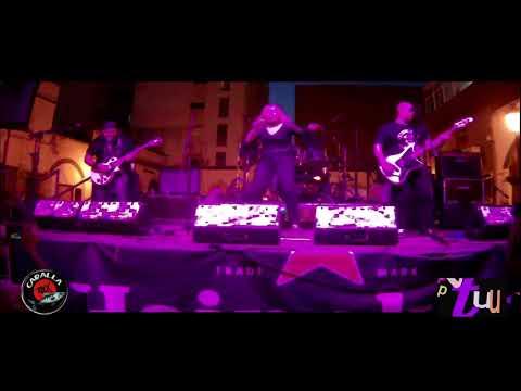 6ª parte DEL FESTIVAL CABALLA ROCK DE CEUTA DEL 2018