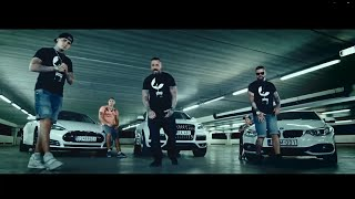 Farkasok (Mr.Busta X AK26)   #‎apénzembeestélbele‬ | OFFICIAL MUSIC VIDEO |