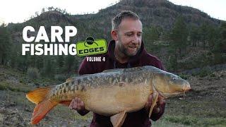 ***CARP FISHING TV*** DVD Carp Fishing Edges Vol. 4  FULL 3.5hrs Including Subtitles!