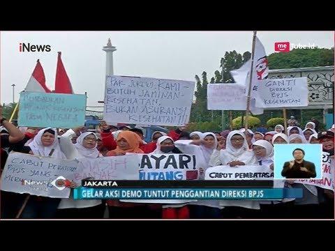 RSUD Krisis Obat, DKR Demo Tuntut Penggantian Direksi BPJS - iNews Siang 13/09