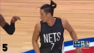 Jeremy Lin Top 10 Plays of 2016-17 season (screened by Sina Sports)