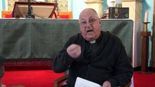 Why is the Eucharist Important in Our Lives by Deacon Nick Mazzei