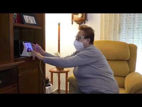 Dispositivo de Atención a los Mayores de la Diputación de Málaga