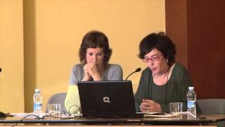 Familia bidezko transmisioa, Malores Etxeberria eta Nekane Jauregi