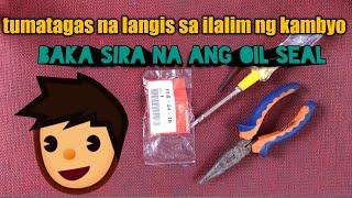 Paano Magpalit Ng Gear Shaft Oil Seal Sa Kambyo Mga Motor