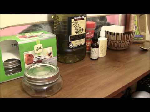 Jak usunąć zapach cebuli po masce z włosami