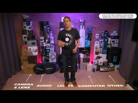 New Course: Video Production Masterclass: The COMPLETE Video ...