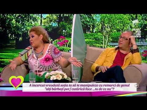 Minodora la Maxim, după emisiunea 2k1: Divorţez! Păi până când o viaţă amară?