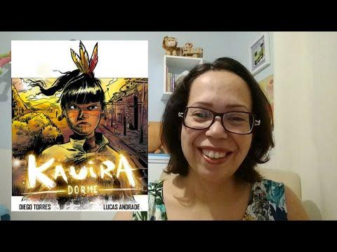 Kauira Dorme | Quadrinhos
