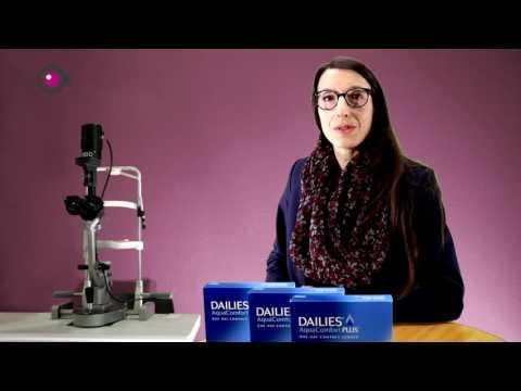 Wie gut ist die Dailies AquaComfort Plus Kontaktlinse?
