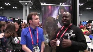 EVO Universe Interviewed at 2017 Book Expo/BookCon