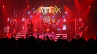 Anthrax - A Skeleton in the Closet (fragment)