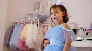 W co ubrać małą dziewczynkę na wesele? [I nie opuszczę Cię aż do ślubu]
