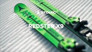Видеообзор: Горные лыжи Atomic Redster X9 with Servotec