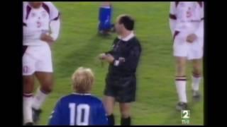 Albacete 0 - Real Madrid 3. Temp. 92/93. Jor. 23