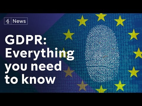 , title : 'GDPR explained: How the new data protection act could change your life'