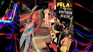 Fela Kuti   Everything Scatter (LP)