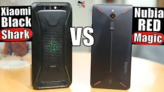 Nubia Red Magic vs Xiaomi Black Shark: Which is the Best Gaming Phone of 2018?