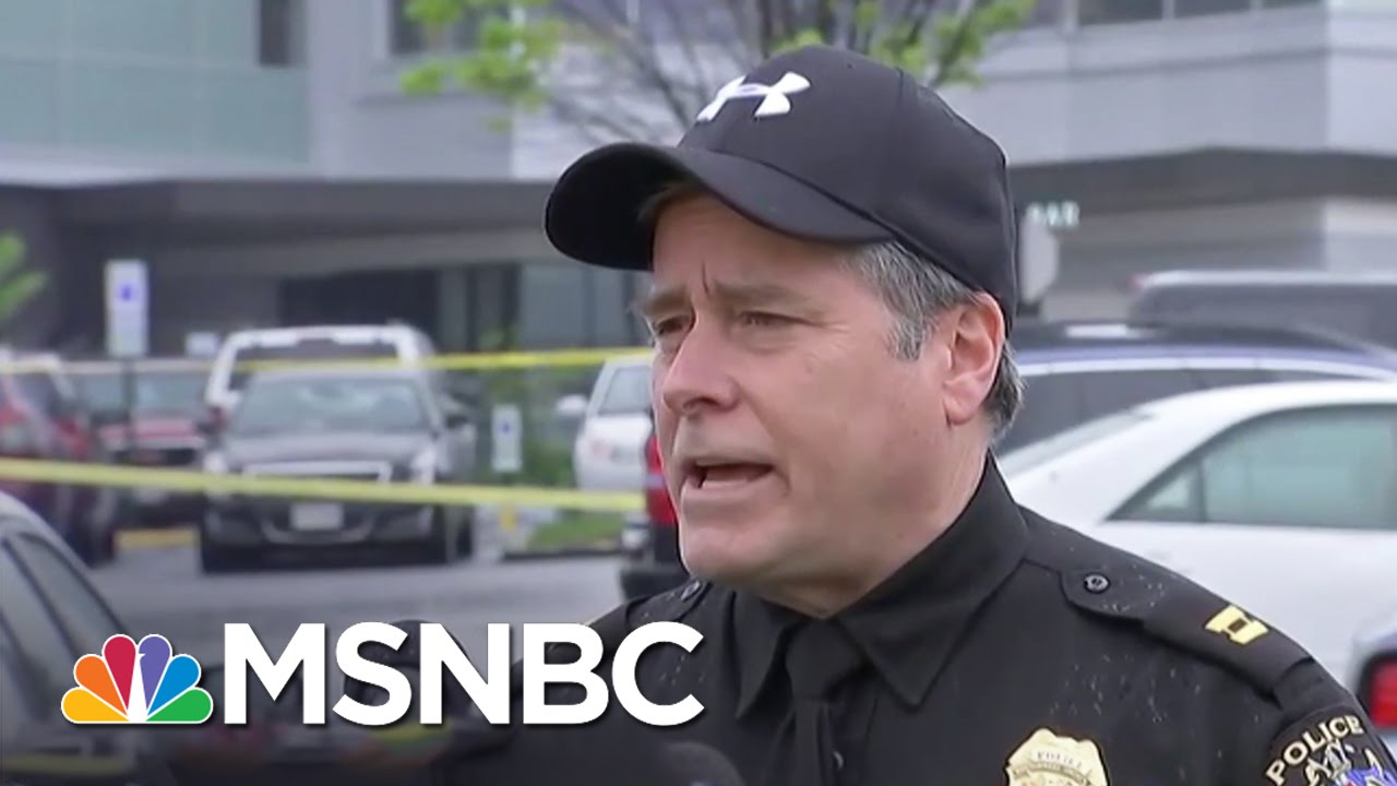Police: Two Fatalities In DC-Area Shootings | MSNBC thumbnail