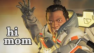 A man who can't aim plays Apex Legends ft. CaptainTypho