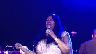Bridge Over Troubled Water - Aretha Franklin at Colgate University - March 5, 2016