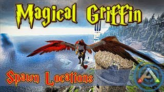 griffin spawn locations ark survival evolved mobile - TH-Clip