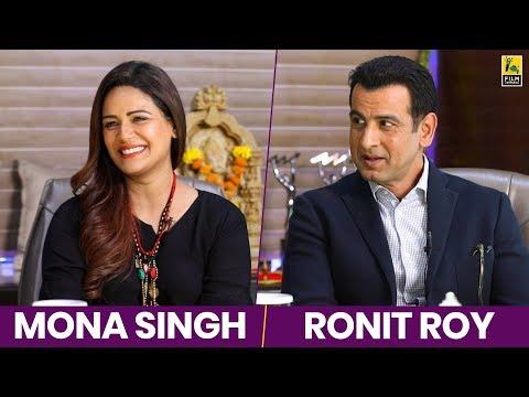 Mona Singh & Ronit Roy Interview | Kehne Ko Humsafar Hai | Ekta Kapoor | Anupama Chopra