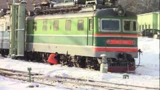 ЧС2-451 ЧС2-760 Казанский вокзал